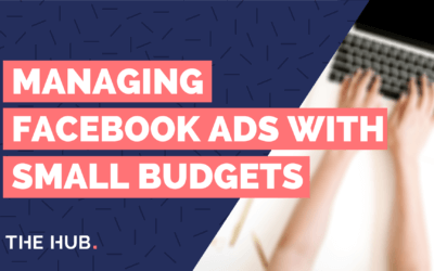 Facebook Ads – How to get results with small budgets