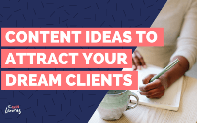 Content ideas for social media managers | The Two Lauras