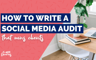 How to write an awesome social media audit and win more clients