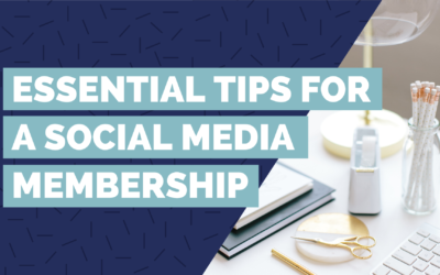 Essential tips for launching a paid social media membership site
