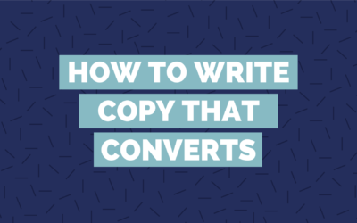 How to write content that converts – a guide for social media managers