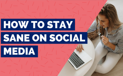 How to keep sane on social media when it's your job