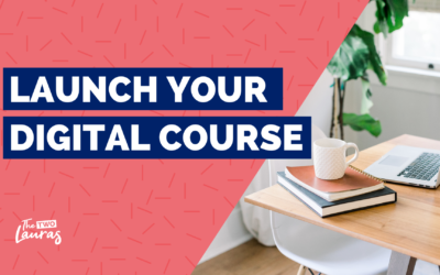 Launch Your Digital Course